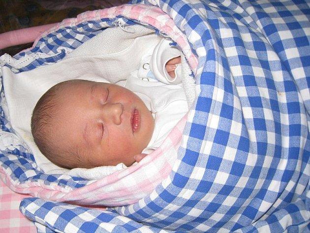 Kristýna Šustrová  se narodila 16. listopadu 2010 Petře a Radkovi Šustrovým z Veselí nad Lužnicí. Vážila 3430 gramů a měřila 52 centimetrů.