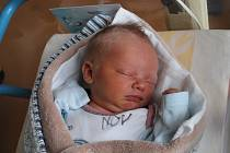 Vladimír Vondruška, Domašín.Narodil se 22. listopadu. Vážil 3690 gramů.