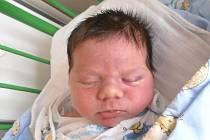 David Vondrášek  z Dříteně se narodil v českobudějovické porodnici 14. dubna 2013.  Vážil 3500 gramů.