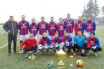 Vítězem Českého poháru OFS se stali fotbalisté Studené.