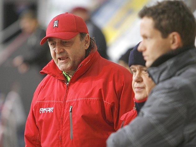 Milan Kupka je novým trenérem jindřichohradeckých hokejistů.