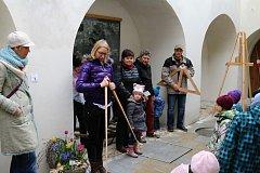 Třeboň se i letos připojila k tradiční akci Brány památek dokořán.