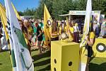 Šlágr okresního přeboru ve Staré Hlíně sledovalo přes 700 diváků.