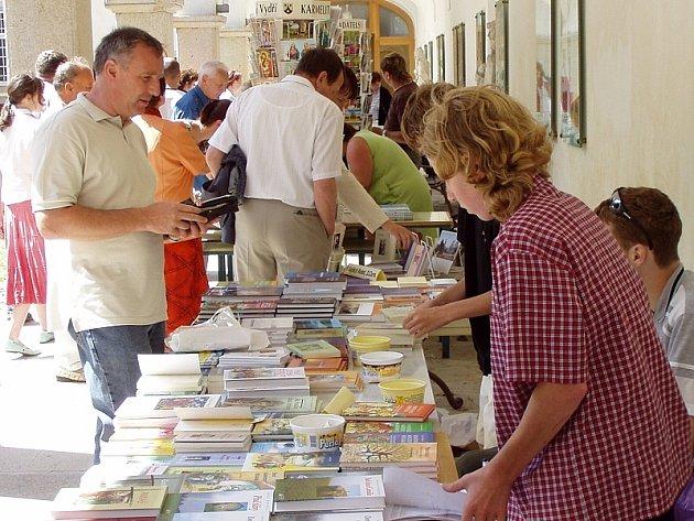 Uplynulý víkend patřil v Kostelním Vydří  tradiční pouti.