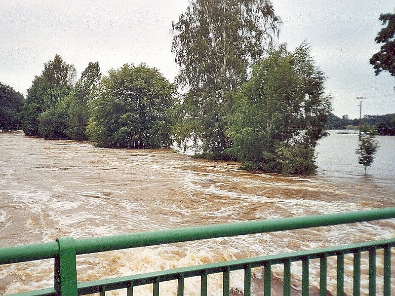 Cesta na Tušť 2002