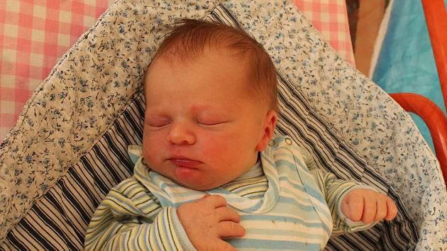 Kryštof Stehlík, Studnice.Narodil se 29. prosince mamince Michaele Šímové a tatínkovi Martinu Stehlíkovi. Vážil 3630 gramů.