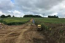 Vznikne nový zásobní vodovodní řad pro Dačice.