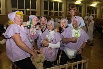 Hojně navštěvovanou akcí je v Jarošově nad Nežárkou tradiční maškarní.