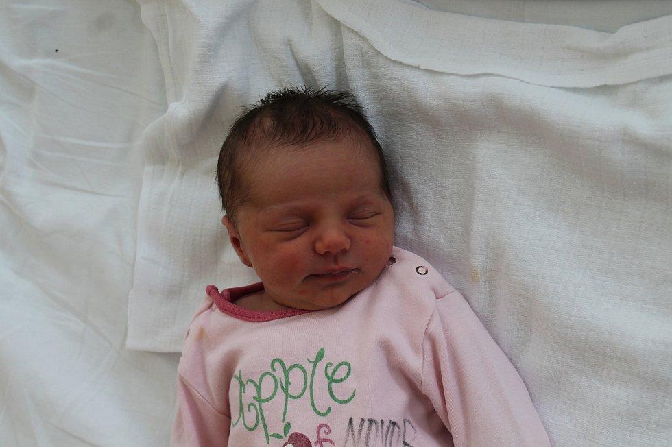 Vendula Ferdanová, Peč.Narodila se 9. dubna Iloně a Miroslavu Ferdanovým, vážila 3 480 gramů a měřila 48 centimetrů.