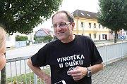 Burčák fest v Suchdole nad Lužnicí.