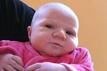 Adéla Jakoubková z Mysletic se narodila 7. února 2013 Janě Kadlecové a Josefu Jakoubkovi. Měřila 51 centimetrů a vážila 3780 gramů. Doma čeká na sestřičku dvouletý bráška Pepík.
