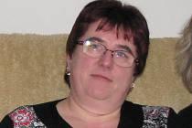 Jana Čápová je ve vsi oblíbená zejména pro svou stálou dobrou náladu.