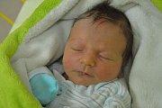Mikuláš Tobolka z Dačic se narodil 3. října v třebíčské porodnici. Měřil 48 centimetrů a vážil 3050 gramů.