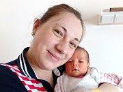 Viktorie Plánková se narodila 25. března Martině a Jiřímu Plánkovým ze Suchdola nad Lužnicí. Měřila 47 centimetrů a vážila 2970 gramů.