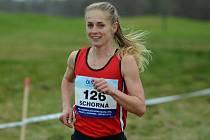 Pavla Schorná obsadila v anketě Sportovec roku 2020 na jihu Čech deváté místo.