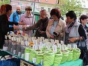 Hradečáci páteční farmářské trhy uvítali i přes malý počet prodejců.