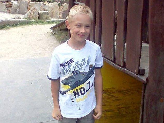 Josef Lazarov  nejmladší ze Starého Města pod Landštejnem.