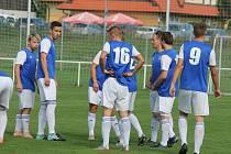 Třeboni v Jankově chybělo pět hráčů kádru plus tři dlouhodobě zranění.