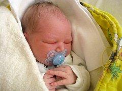 Ondřej Zabloudil se narodil  13. května ve 12 hodin a 17 minut Marii a Jaroslavovi Zabloudilovým z Bílkova. Vážil  3630 gramů a měřil 52 centimetrů.