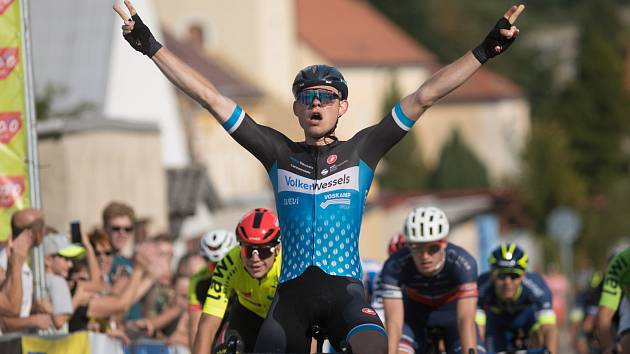 Třetí etapa závodu Okolo jižních Čech vedla z Protivína do Studené.
