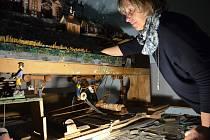 Zhruba 750 tisíc korun vložilo v roce 2017 Muzeum Jindřichohradecka do restaurování předmětů.