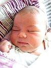 Eliška Hurychová se narodila 16. března Kristýně a Antonínu Hurychovým z Nové Včelnice. Měřila 52 centimetrů a vážila 4110 gramů.