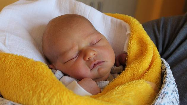 Natálie Šiponová, Nová Bystřice.Narodila se 31. ledna Květě a Zdeňku Šiponovým, vážila 3 300 gramů a měřila 50 centimetrů.