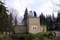 Hvězdárna Františka Nušla v Jindřichově Hradci.