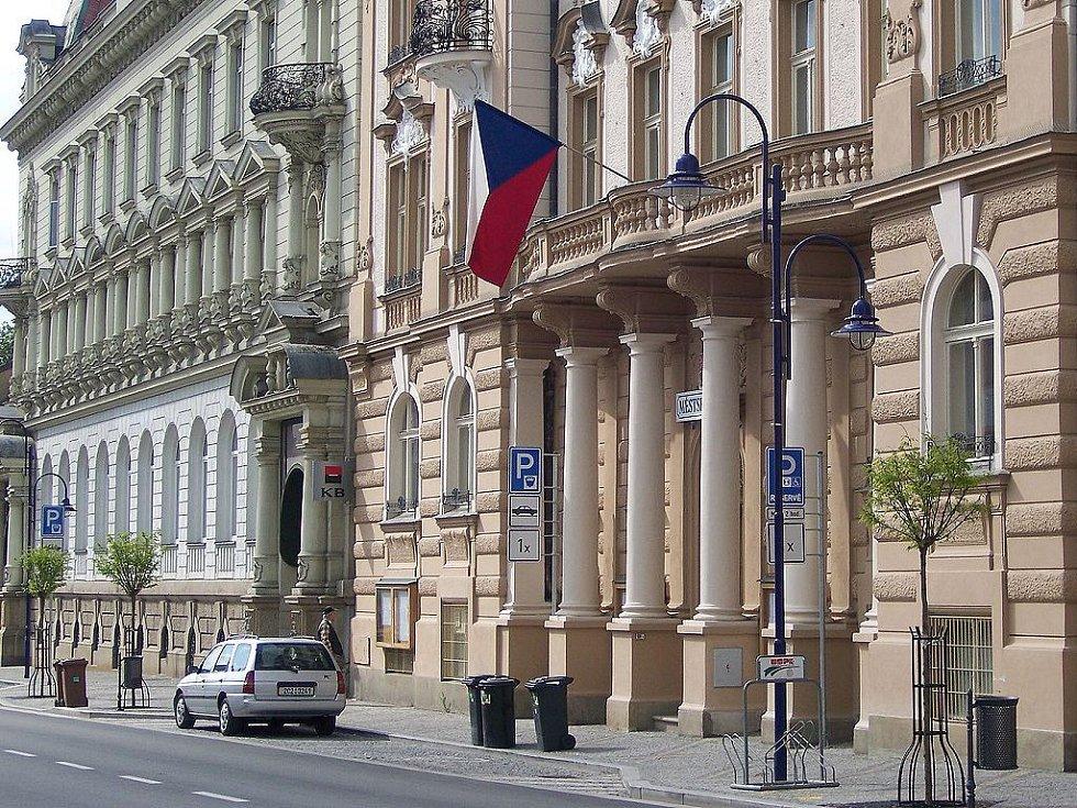 Městský Úřad v J. Hradci