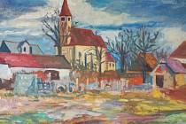 Tématem kalendáře na rok 2020 bude Suchdolsko v malbě a grafice. Město by jej rádo doplnilo o díla ze soukromých sbírek.