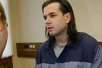 Pavel Prošek u soudu.