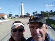 Cestovatelé navštívili uruguayské městečko La Paloma.