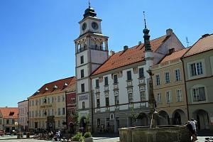 Třeboň získala dotaci na Dům animace ve staré radnici na náměstí. Zastupitelé rozhodli, že ji město nepřijme.