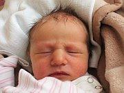 Eliška Adamcová se narodila 18. února Ivaně Filipové a Stanislavu Adamcovi  z Jindřichova Hradce. Měřila 51 centimetrů a vážila 3560 gramů.