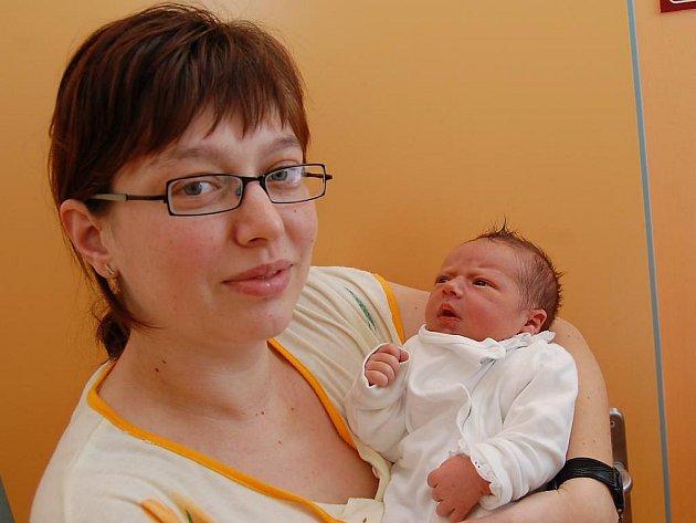 Ondřej Maršík Z Popelína, 16. února 2010, 3660 gramů, 52 centimetrů