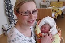 Karolína Kamišová z Třeboně se narodila 14. března 2011 Monice Bílkové a Radimu Kamišovi. Vážila 3220 gramů a měřila 49 centimetrů.