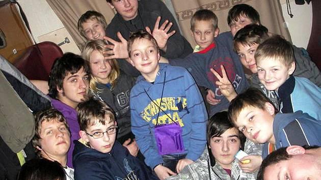 Pionýr připravuje pro děti pestrý program. Na oddílových schůzkách potkají také spoustu nových přátel.