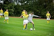 Jindřichohradečtí fotbalisté podlehli v divizním derby Čížové 0:2.