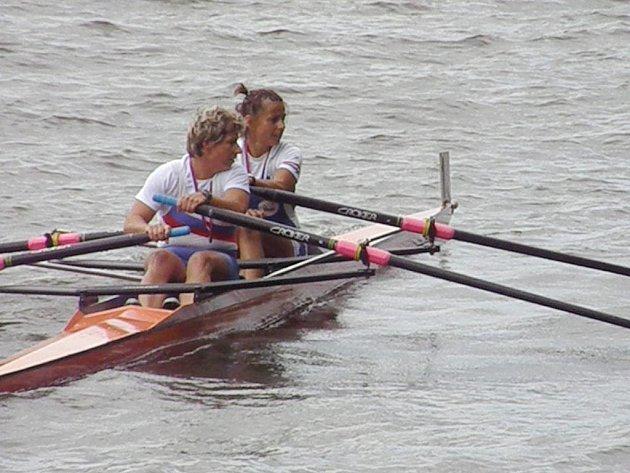 Třeboňská regata na rybníku Svět.