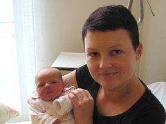 Kristýnka Kozlová se narodila 11. listopadu ve 14 hodin a 21 minut Evě a Jiřímu Kozlovým z Jindřichova Hradce. Vážila 3330 gramů a měřila 49 centimetrů.