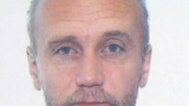 Pohřešovaný Vladislav Hejda.