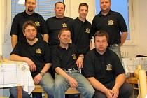 Jednotka dobrovolných jindřichohradeckých hasičů se stala dárci krve.