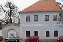Budova třeboňského městského úřadu.