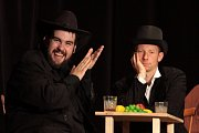 V Horní Pěně nacvičovali nové divadelní představení - hru Limonádový Joe.