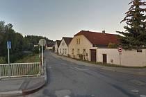 Bratrská ulice v Jindřichově Hradci. Ilustrační snímek.