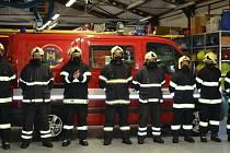 Jindřichohradečtí dobrovolní hasiči se těší novému zázemí.