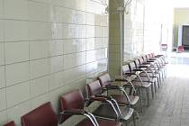 Dačická nemocnice. Ilustrační foto.