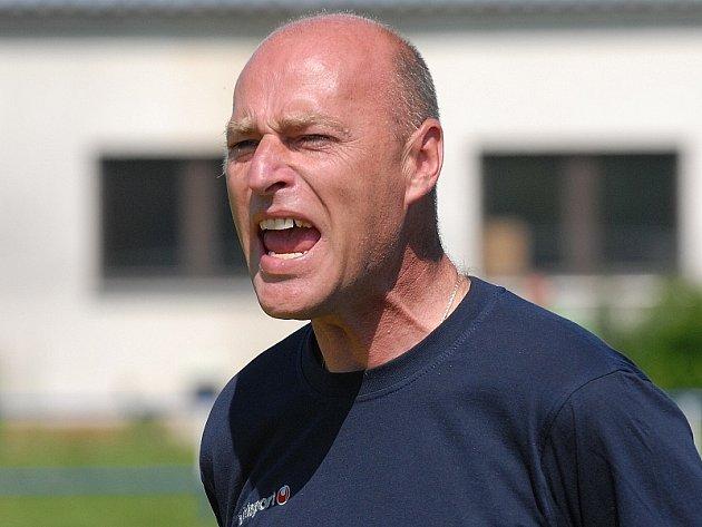 Třeboňský trenér Miroslav Wolf může být s posledními výkony svých svěřenců navýsost spokojený.