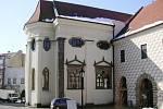 Po rekonstrukci bude obytná zóna začínat už při vjezdu do Kostelní ulice zulice Komenského u kaple sv. Maří Magdaleny. Ilustrační foto.