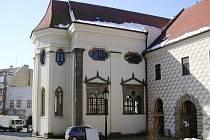 Kaple svaté Maři Magdaleny v J. Hradci. Ilustrační foto.
